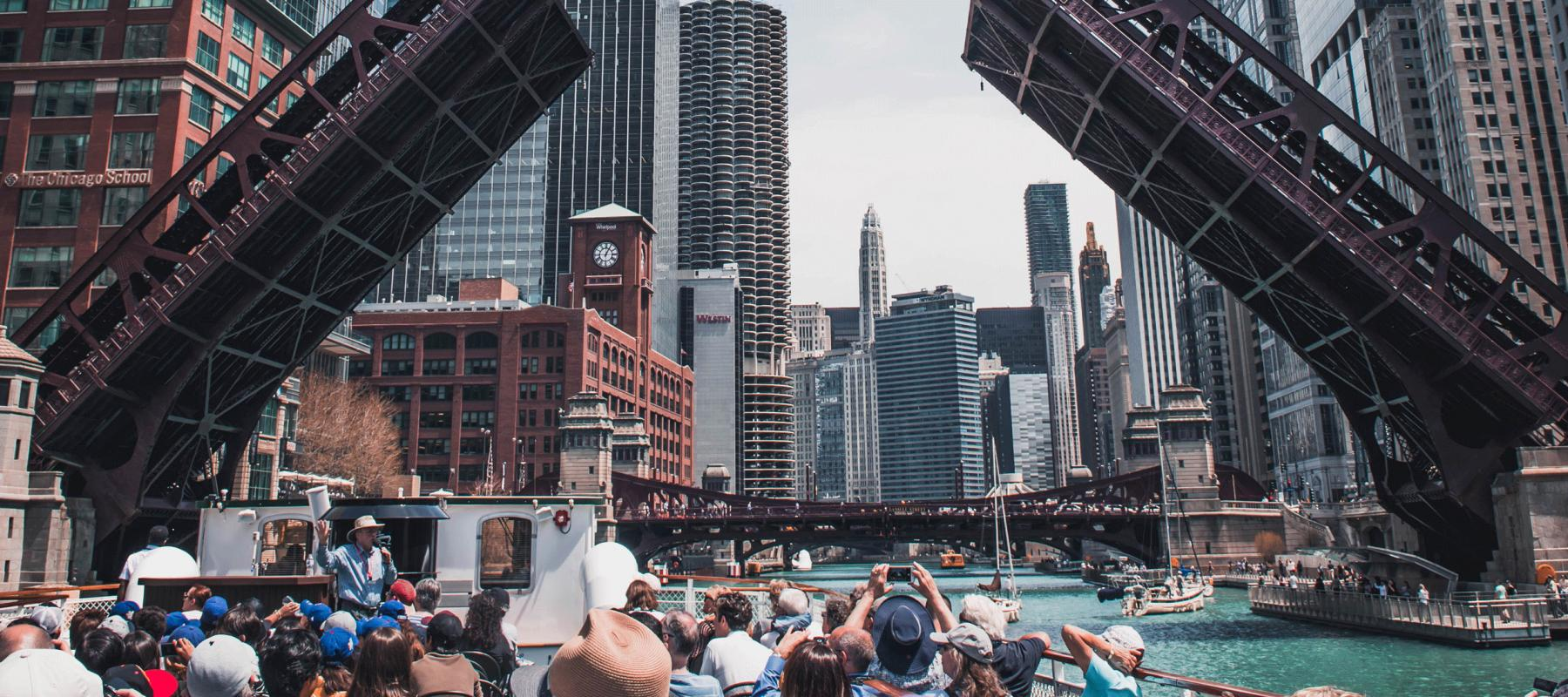 Best Architectural River Cruise Chicago River Cruise Architecture Tour Chicago