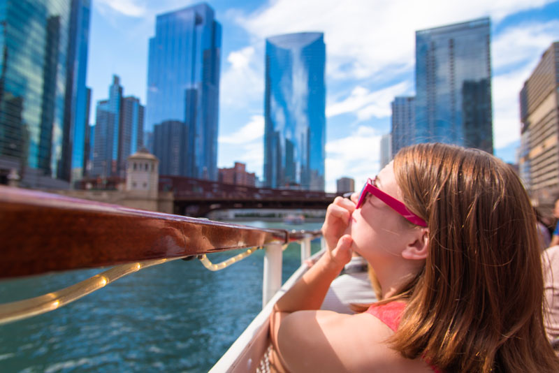 Things You May Not Know About the Chicago Riverwalk