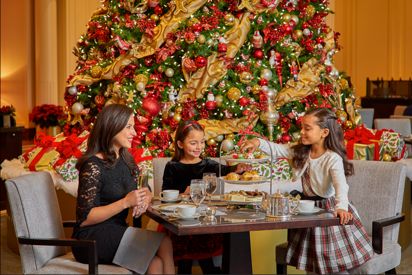 Holiday Tea With Mrs. Claus